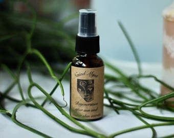Naiad Myst after sun and water regenerative skin care
