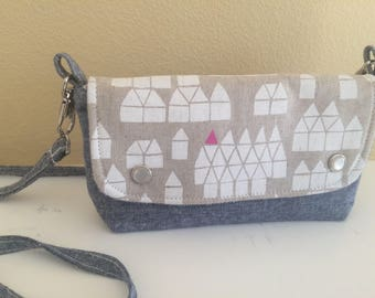 The Hipster Bag- A Modern Fannie Pack- Modern Houses