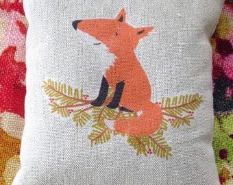 Sweet little Balsam Pillow choose Bear or Fox design