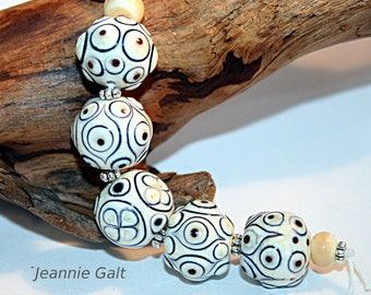 Lampwork  Art Jewelry by Jeanniesbeads #2936