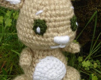 Summer Sale Baby Bunny Crochet Pattern PDF