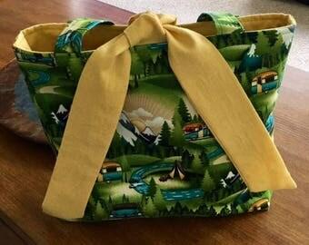 Camping Lilly Blossom bag