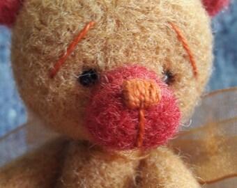 Little Handfuls presents Jamieson Bear
