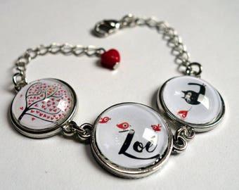 Name, the tree of love bracelet