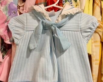 Sailor Dress 12/18 Months