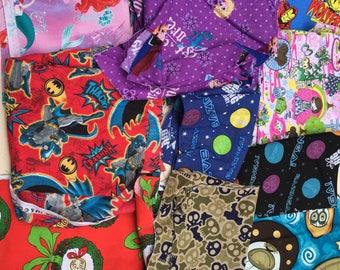 Fabric Scraps Destash