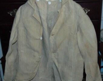 Antique Victorian or Edwardian Boys Suit