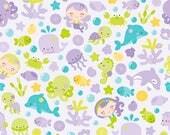 ON SALE Under The Sea By Doodlebug Design Purple Main