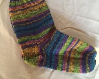 Soft Washable Wool Socks