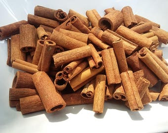 50 - 1 inch Dried Cinnamon Sticks Organic Bulk