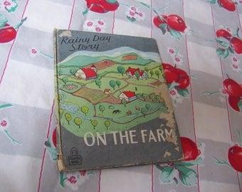 rainy day story on the farm book