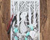 Bosque A4 Print