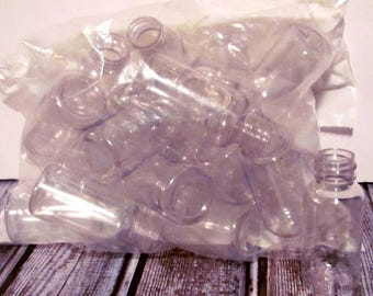1 oz. Plastic Bottles Package of 24