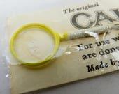 Vintage Cake Tester - choose your color - original packaging