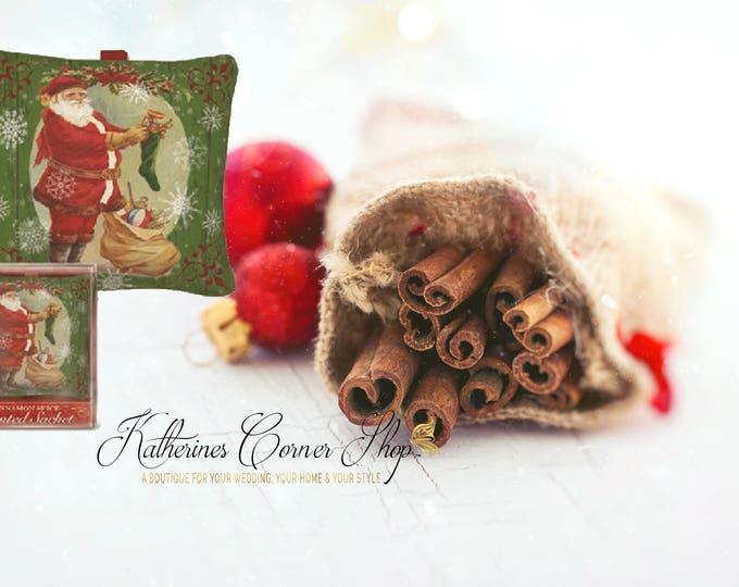 Featured listing image: Vintage Inspired Santa Cinnamon Sachet