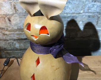 Rabbit Gourd Lamp