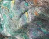 Mt. Hamilton a special color blend batt from Crosspatch Creations