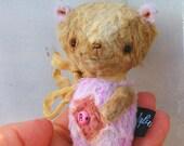 Rexie Bear by Woollybuttbears