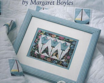 MINIATURE QUILTS by Margaret Boyles 1995