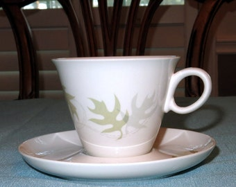 Vintage Franciscan Ware Cups and Saucers