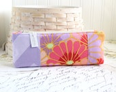 Pencil Case Pink and Purple Pencil Pouch Organizing Back to School Student