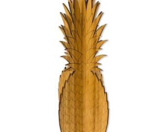 Caramel Bamboo Pineapple