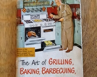 Sale Duncan Hine The Art of Grilling, Baking, Barbecuing Recipes