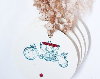 Tags. Handmade Gift Tags. Gift Tags. Large French Tags. Handmade French Gift Tags. French Coach Tags. Glitter Tags. Round Tags. French Lace