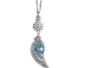 WISH * Angel Wing Necklace