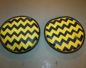 Jeep Light Covers Chevron