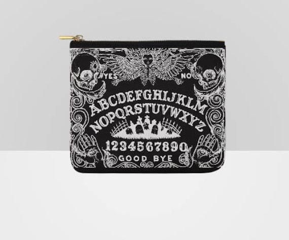 Ouija Black Accessory Bag