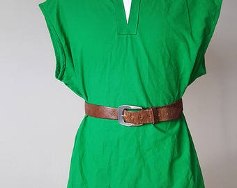 Classic Link tunic in Green + Hat