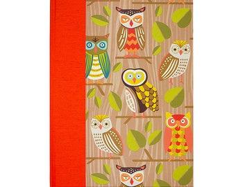Baby  Keepsake Memory Book Wise Owl