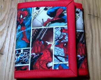 Marvel Comics Spiderman - Quilted Wallet