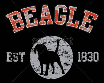 Womens TANK TOP Beagle Dog Choose Size and Color 17388