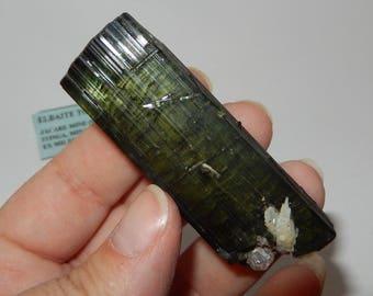 Green Tourmaline - Large