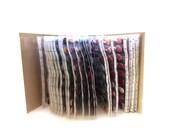RESERVED 219 Skeins Anchor Embroidery Floss with Thread Bed Floss Storage Organizer Binder - Skeins 339 through 9575