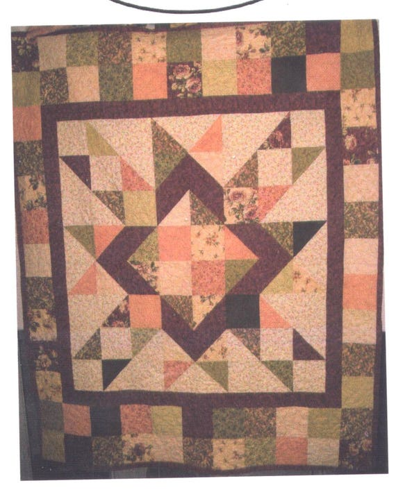 CCQ (Carriage Country Quilts) Quilt Pattern - Uncut - Q078 from ... : country carriage quilts - Adamdwight.com
