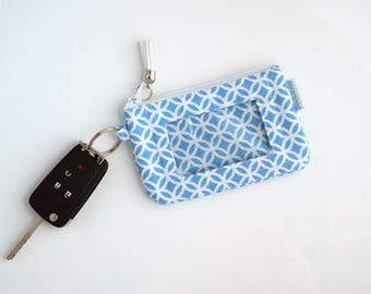 ID Holder Wallet - ID Card Holder - ID Wallet - Credit Card Holder - Credit Card Wallet - Fabric Wallet - Best Friend Gift for Her