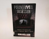 Vintage Non-Fiction Book Paranormal Obsession by Deonna Sayed Softcover