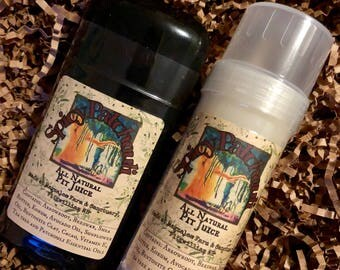 Patchouli All Natural Deodorant or solid lotion