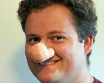 Cartoon Nose Prosthetic