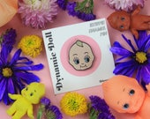 Kewpie Baby Hard Enamel Pin