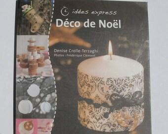 Decorative Christmas express ideas book