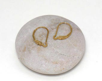 Add on - Earring Posts - Gold-filled