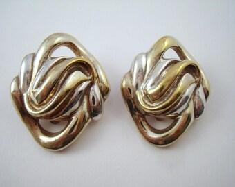 Electroform earrings Etsy