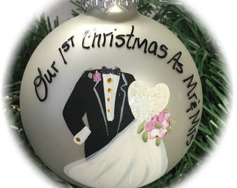 Wedding Dress and Tux