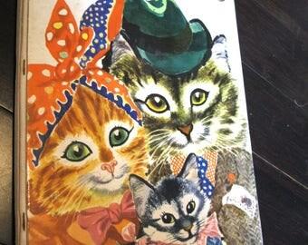 Giant Golden Book of Cat Stories by Elizabeth Coatsworth Illustrations by  Feodor Rojankovsky