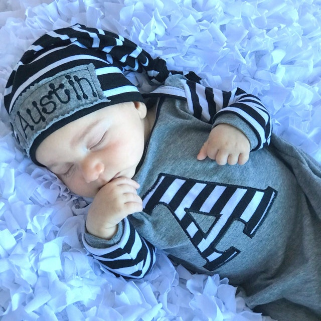 Personalized Baby Girl Clothes and Baby Boy Clothes by ...
