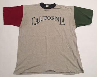 Vintage California Ringer T-Shirt